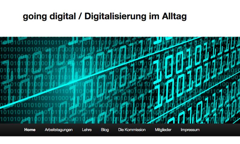 going digital